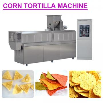 Automatic 304 Stainless Steel Material Tortilla Press Machine With Corn Flour As Raw Material