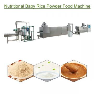 High Quality Eco-friendly Nutritional Baby Rice Powder Food Machine,Easy Installed