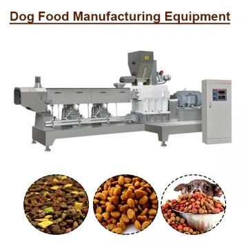 High Quality Smart Control Dog Food Manufacturing Equipment With High Efficiency