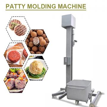 380v 50hz 3phase Stable Running Patty Molding Machine,Safe And Accurate
