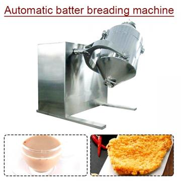 380v 50hz 3phase Fully Automatic Automatic Batter Breading Machine,Commercial Batter Mixer