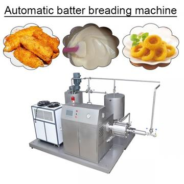 Durable Automated Systems Automatic Batter Breading Machine,Safe And Accurate