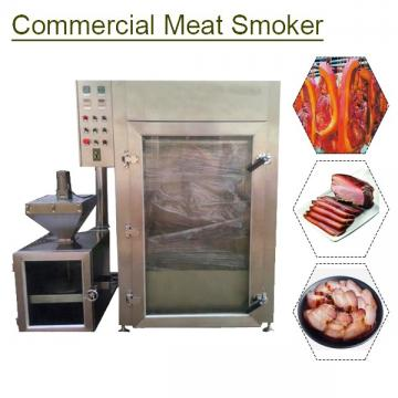 380v 50hz 3phase Multi-function Commercial Meat Smoker With Low Malfunction Rate