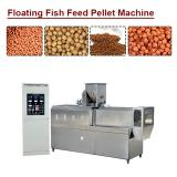 PLC System High Efficiency Floating Fish Feed Pellet Machine With Long Lifetime