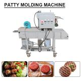 ISO9001/CE Stainless Steel Patty Molding Machine For Meat Pie