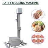 30-2000kg/h Multi-function Patty Molding Machine With Low Malfunction Rate