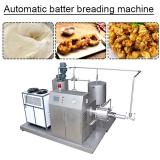 High Output 304 Stainless Steel Material Automatic Batter Breading Machine,No Pollution