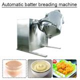 PLC System Stable Running Automatic Batter Breading Machine For Tempura Products