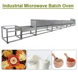 High Quality No Pollution Industrial Microwave Batch Oven With Long Performance