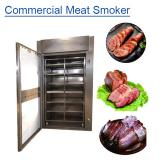 PLC System Easily Operated Commercial Meat Smoker With Cost Effective